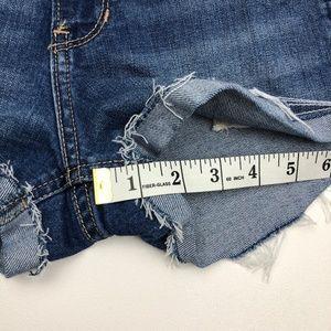 Hollister Shorts - Hollister High Rise Short Short